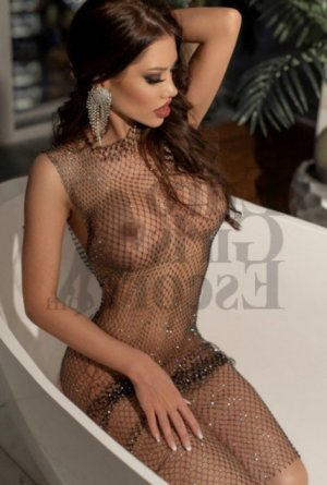 Huriye nuru massage in Ada & live escort