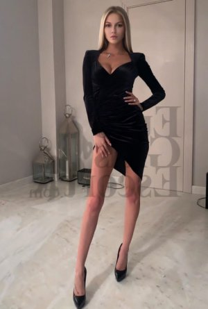 Anne-pierre escort, thai massage